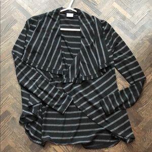 ❤️ 4 for $20 Size S Cardigan Grey/Black